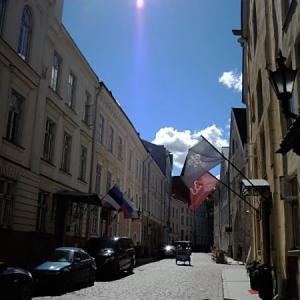 フィンランド旅行記(11)おとぎの街、タリン(上)