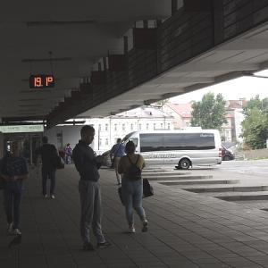 バルト三国一人旅(15)陸路で20国目入国+ [計画編]バルト三国間の移動方法