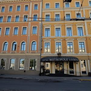 バルト三国一人旅(16)Metropole by Semarah Hotel[計画編]リガ旧市街とホテル選び