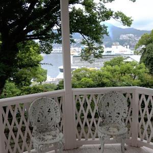 梅雨空の長崎旅行記(中)長崎の歴史に思いをはせる