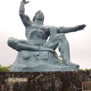 梅雨空の長崎旅行記(下) 爆心地とちゃんぽんと