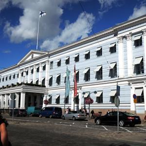 フィンランド旅行記(6)ヘルシンキを歩く、歴史的建築物編
