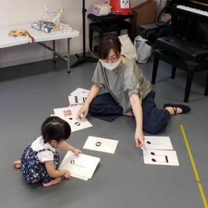 楽器レッスンを始める前に「2歳からのソルフェージュ」