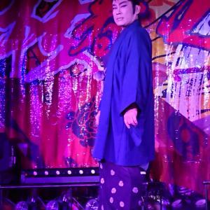 劇団花吹雪with伍代孝雄座長   1/17  ④  浪速クラブ