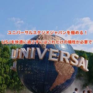 【USJ逆お得術】ユニバーサルスタジオジャパンにお金をかけると超絶快適でまた行きたくなるという話