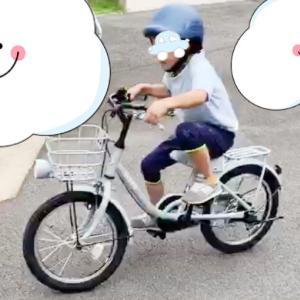 息子 自転車習得までの道