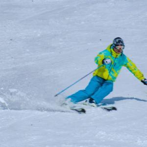 スキーの季節