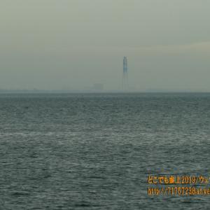 梅雨真っ只中、魚津の海岸で一時、雨の止み間にスナップ撮影!