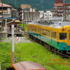 4連休最終日の「宇奈月トロッコ電車」周辺を散策。