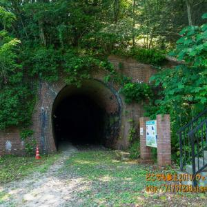 親不知レンガトンネルの涼しさは一目瞭然!魚津から下道50分