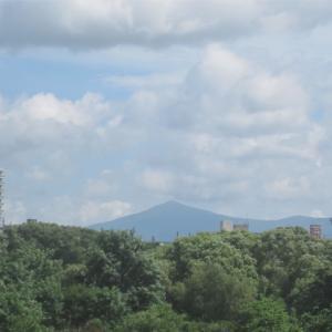 今日の姫神山