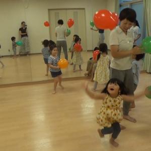 一緒に歌おう! 風船と踊ろう! 参加費無料、要予約
