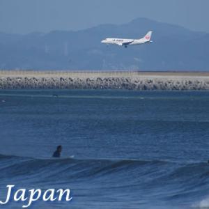 徳島 小松海岸の波