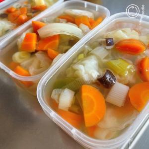 作り置きスープ