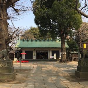 駒込天祖神社  文京区本駒込