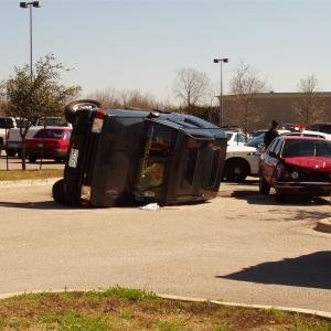 車両事故  Austin, TX, USA