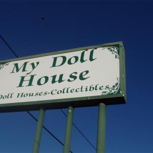 ドールハウスのお店  San Antonio, TX, USA