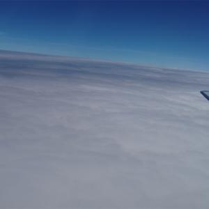 オースティン・シカゴの空の旅