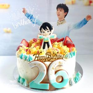 Happy Birthday 羽生結弦選手!