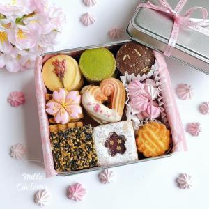 【募集】桜クッキー缶レッスン