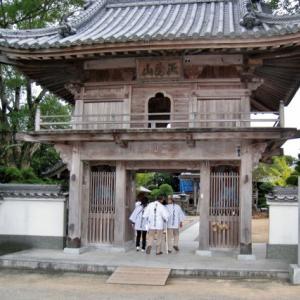 法輪寺 釈迦の涅槃像 四国八十八カ所 9番 徳島県阿波市