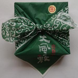 大風呂敷 中国土産 宝製菓㈱ 鳥取