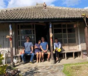 沖縄田舎町へ泊・シーカヤック、SUPを楽しもう。