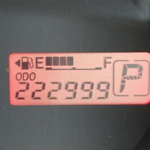 10年で走った22万キロ