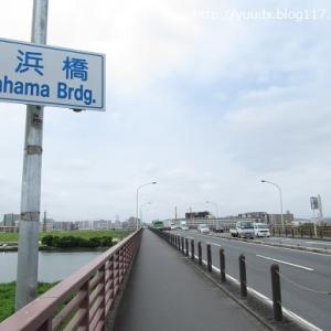 初めて渡った鹿浜橋!「Q10」ロケ地の鉄塔!【鹿浜橋を渡れ!その2】