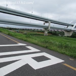 扇大橋~江北橋~鹿浜橋~【目指せ、岩淵水門!その1】