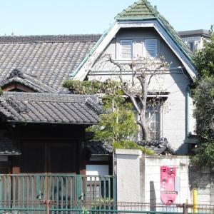 【荒川区東尾久】ドイツ破風のあるお宅、三味線かとう、思わぬところで蔵を発見!