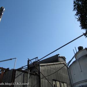 【荒川区町屋5丁目】徳岡商会工場の煉瓦を探して