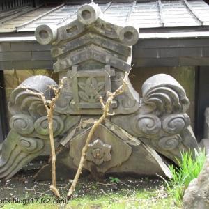 【日暮里・善性寺】屋根瓦を発見!御守りを頂きました!