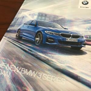 【BMW】新型3シリーズ(G20)を見てきた