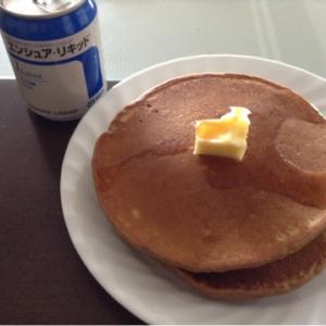 エンシュアレシピ ホットケーキ
