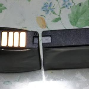 ポケットwi-fiのバッテリー届きました