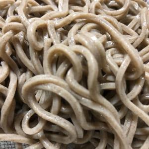 五割そば(本格的な蕎麦は違う!ウマいっ!)