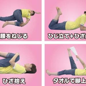 腰、股関節、太ももが痛い、その後②