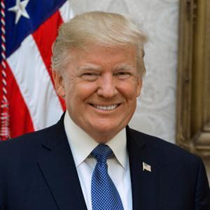"""トランプ大統領「今、俺には """"声なき声"""" が聞こえている。」"""