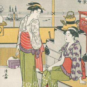 江戸時代の茶店ってよく潰れなかったよね