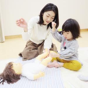 赤ちゃんとママが絆を深める方法♪@べびぃたっち子育ちサークル