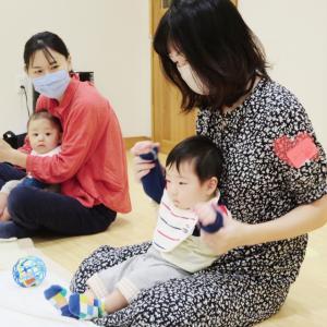 べびぃたっち子育ちサークルの第22期の4回目^^