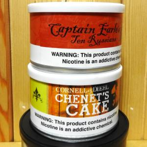 Hermit Tobacco Works Co. - Captain Earle's - Ten Russians