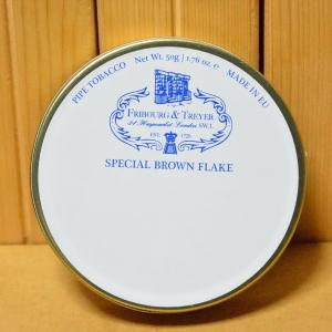 Fribourg & Treyer - Special Brown Flake