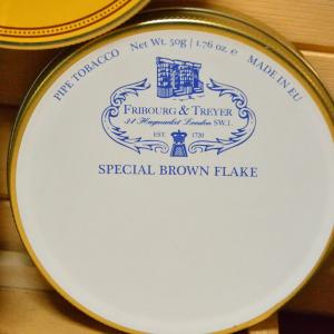 Fribourg & Treyer - Special Brown Flake 再考