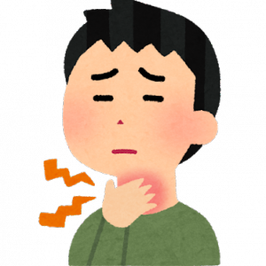 上咽頭炎を治す:Bスポット療法4回目:少し変化が。。