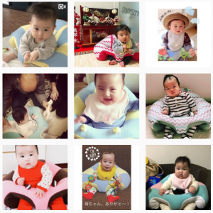 【3ヶ月~1歳は絶対これ!】せんべい座布団やハガブーで育児負担激減!
