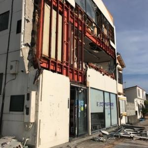 今回の台風15号の被害は強烈!