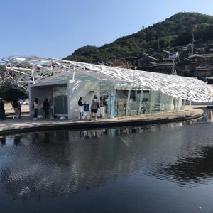 うどん県の旅2019秋⑨瀬戸内国際芸術祭の男木島@前編