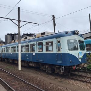 雨の日でも銚子電鉄に乗りお出かけ